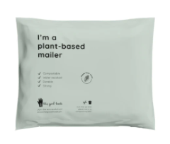 Plant-based Mailers (Mint)