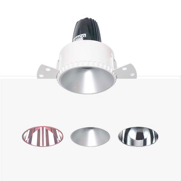 Plaster Trimless LED Downlight