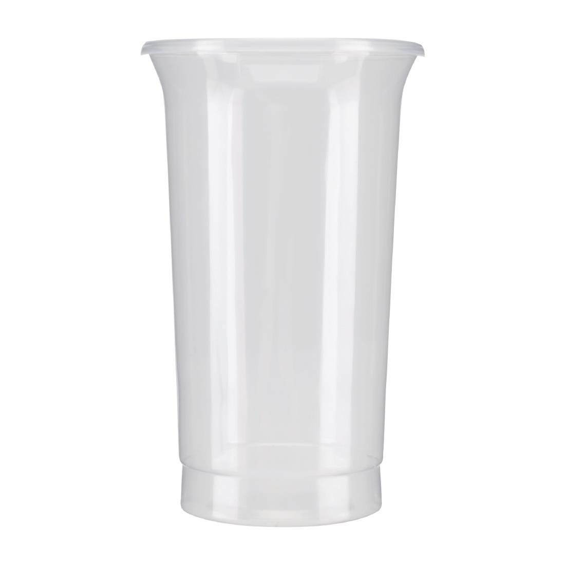 Plastico Flexy Disposable Polypropylene Hi-Ball Glasses 350ml (Pack of 700)