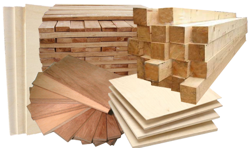Plywood & Timber Wood