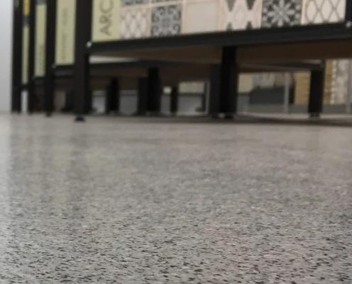 Polyaspartic Resin Flooring