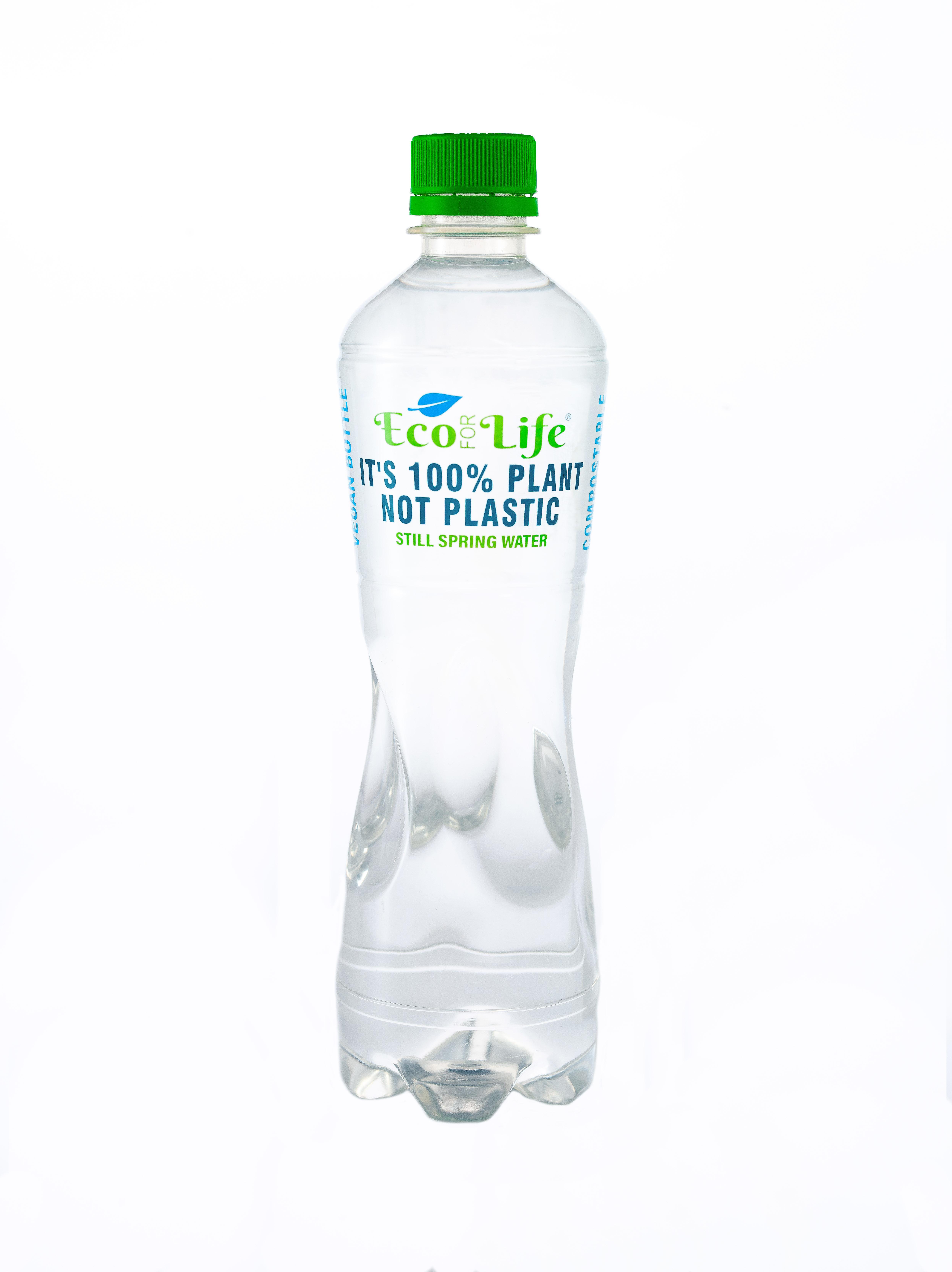Polylactic Acid (PLA) Bottles.