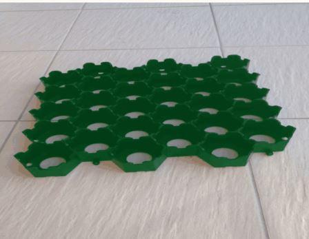 Porous Turf Paving Blocks