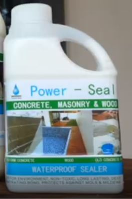 Power-Seal SG  Water sealer
