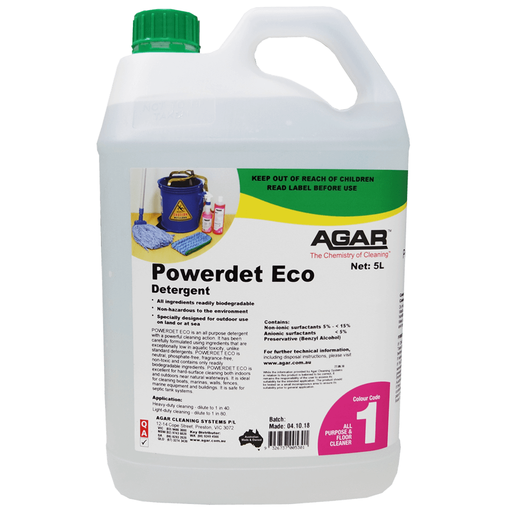 Powerdet Eco Detergents