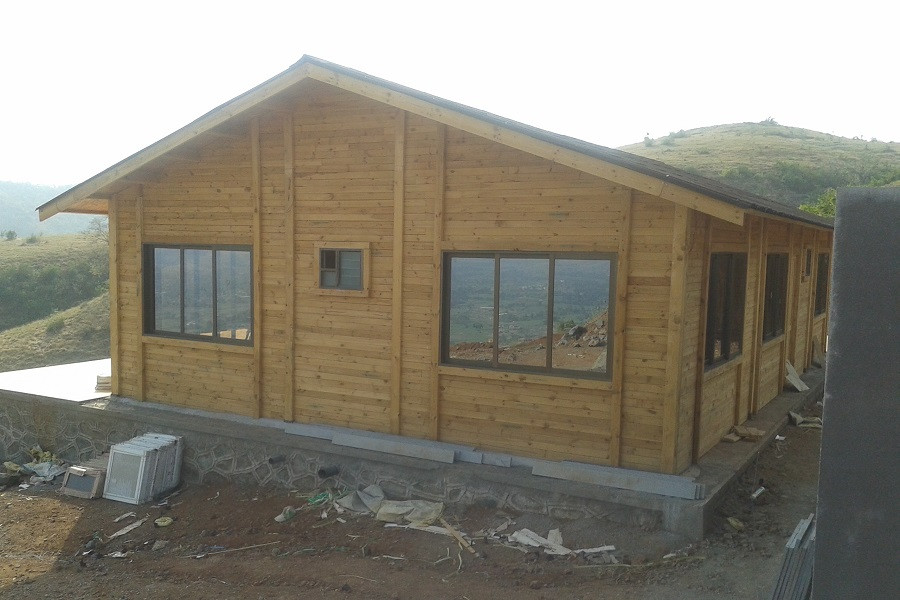 Prefab Wooden Homes and Wood Structures