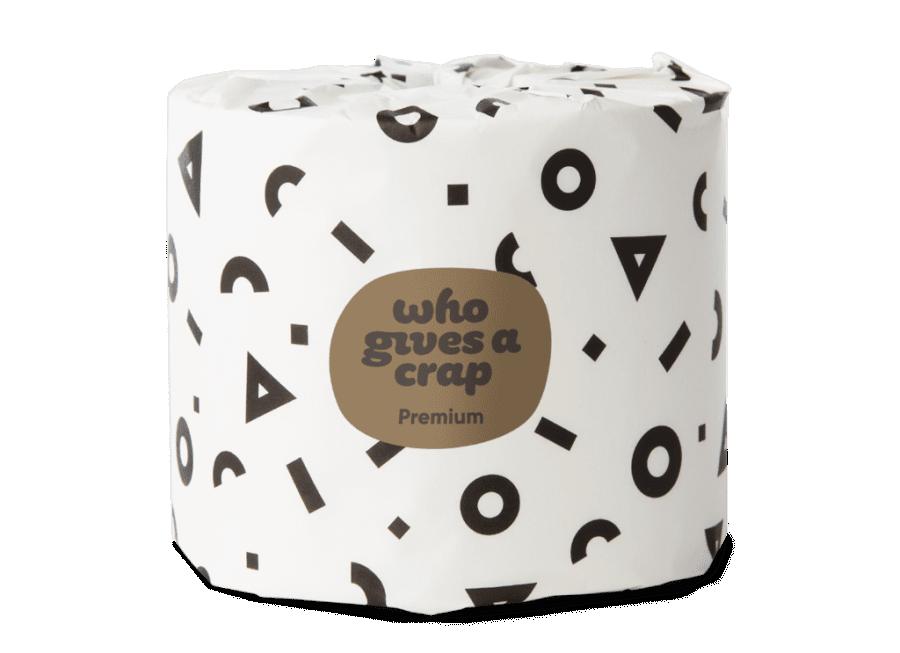 Premium Bamboo Toilet Paper – Double Length
