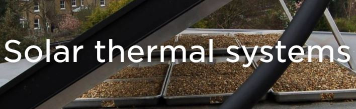 Products - Solar Thermal Systems