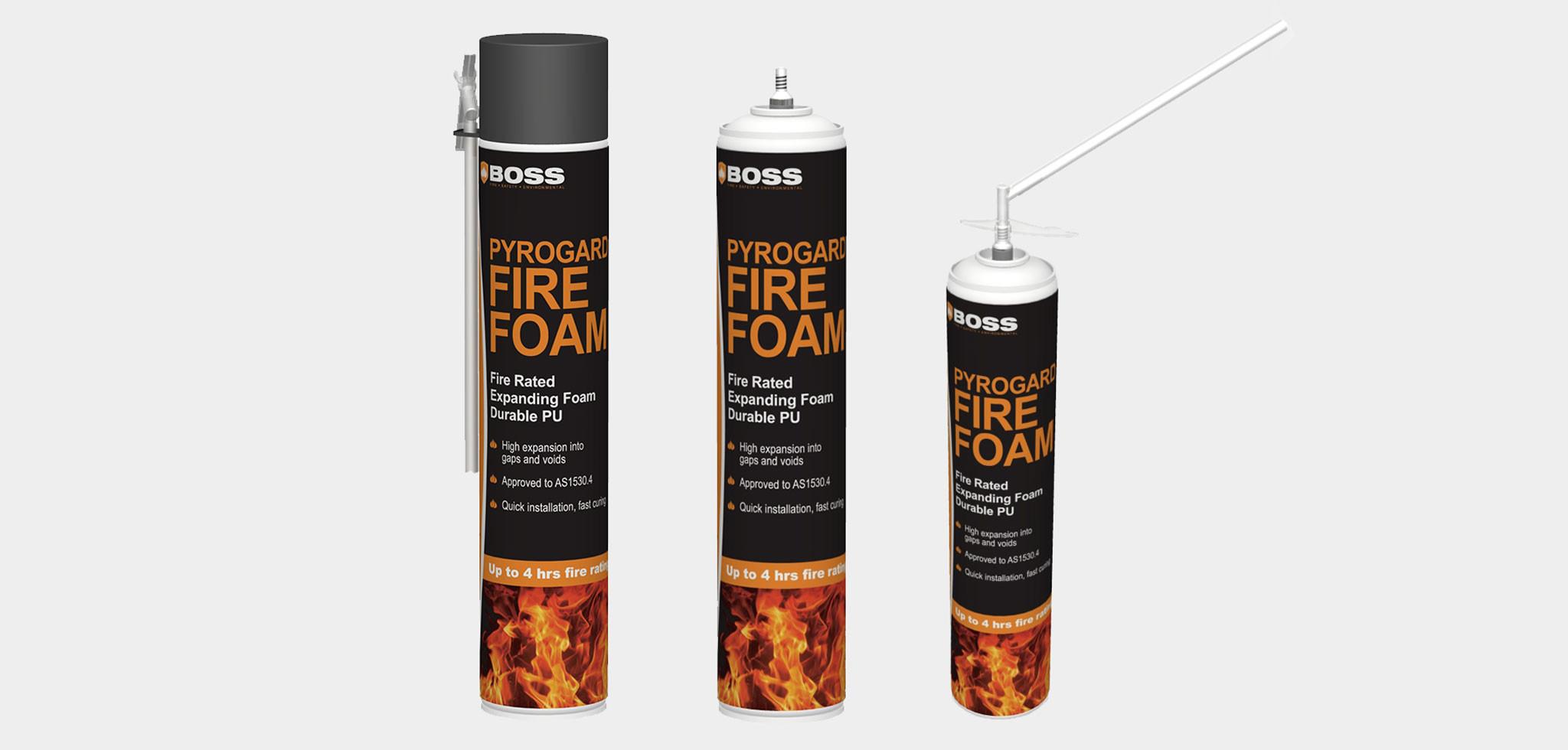 Pyrogard Fire Foam