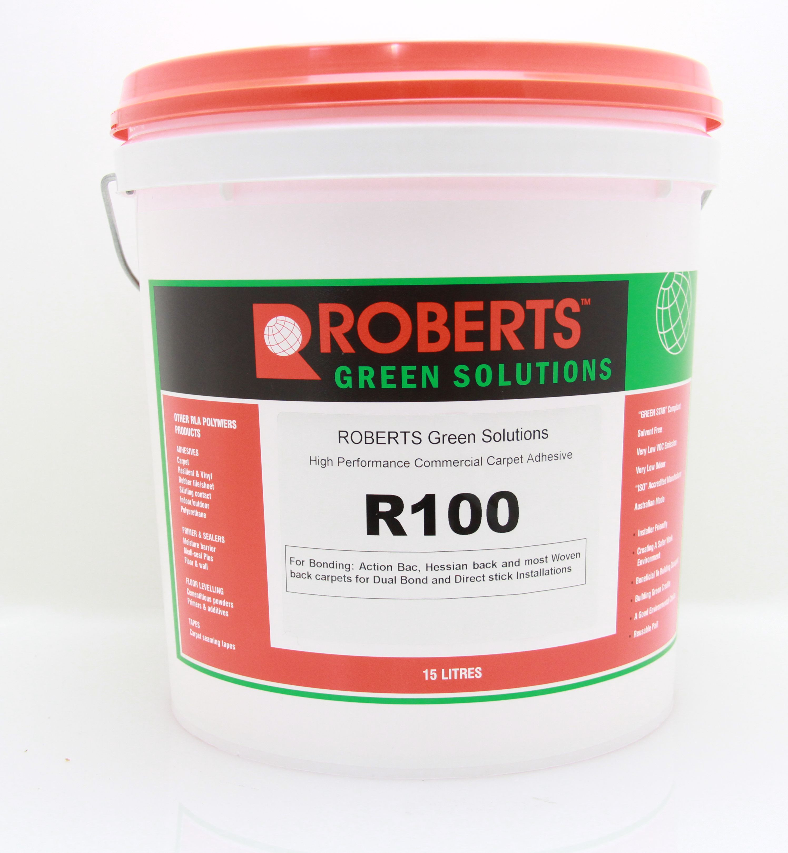 R100 Commercial Carpet Adhesive