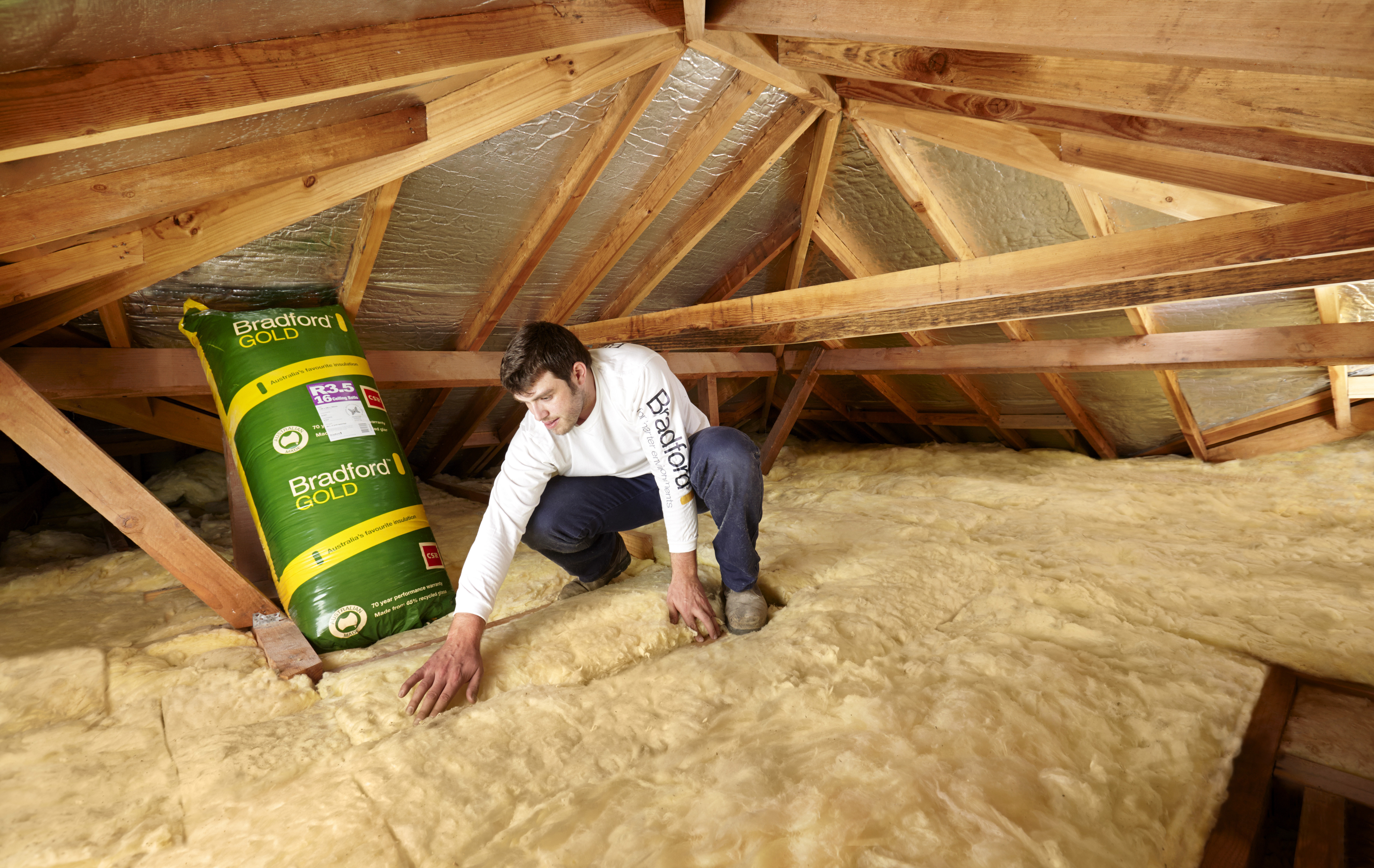 R3.6 Ceiling Insulation