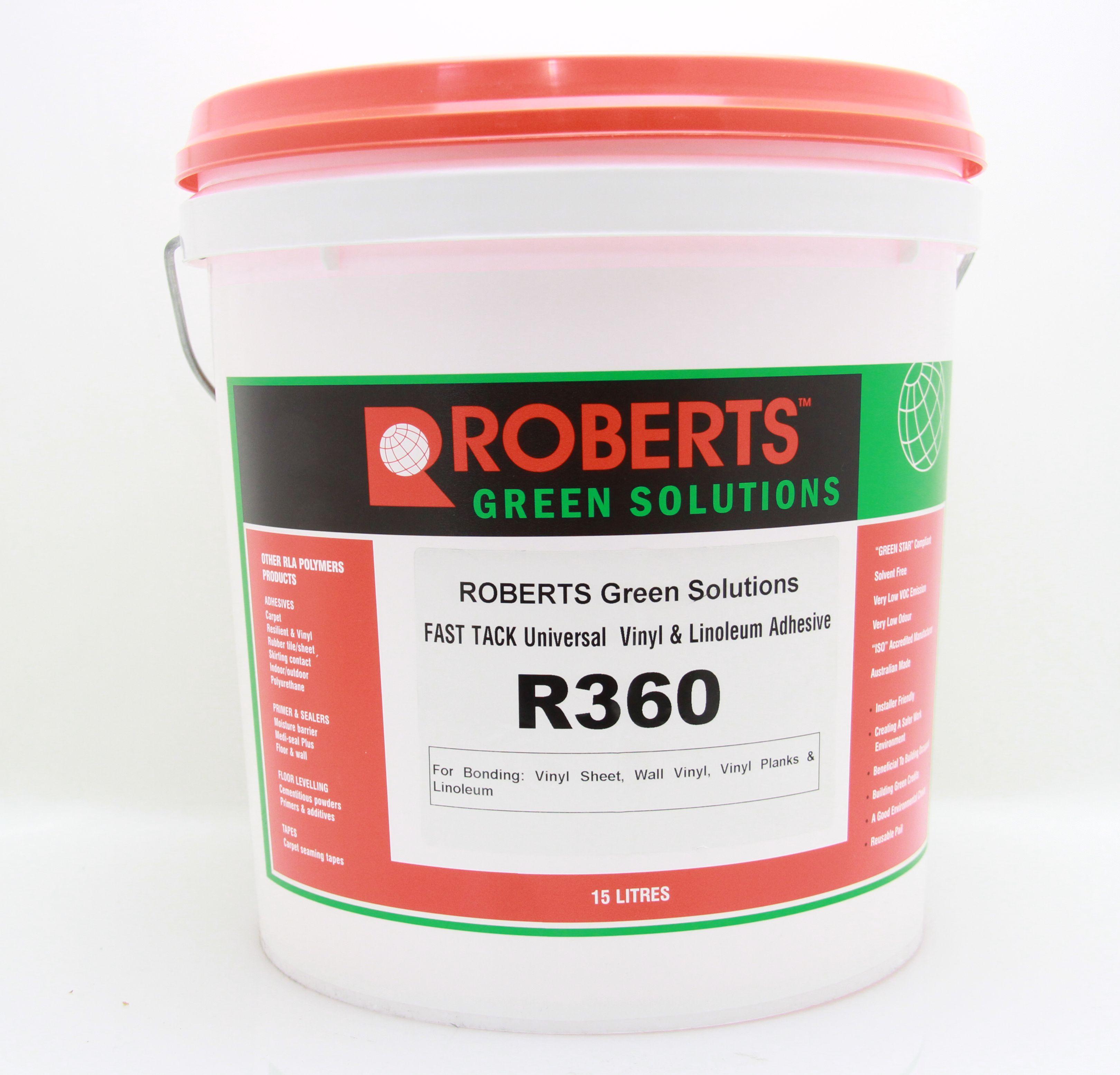R360 Fast Grab Vinyl & Linoleum Adhesive