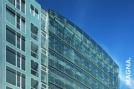 Recycled Glass Facades