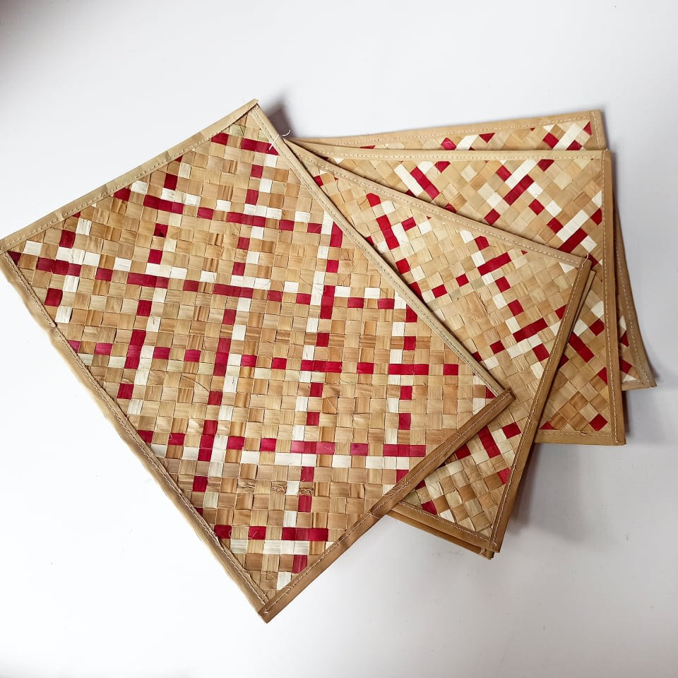 Reed Table Mat