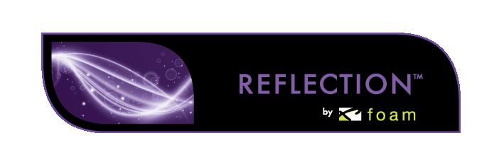 Reflection – Memory/Visco Elastics Foams