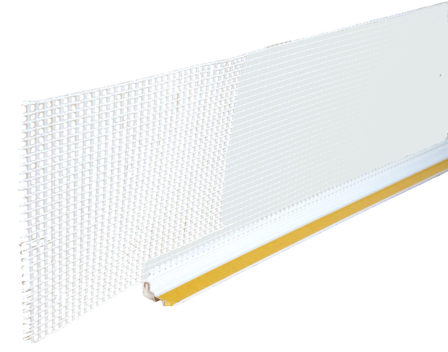 Render Edging Strips & Window Profiles