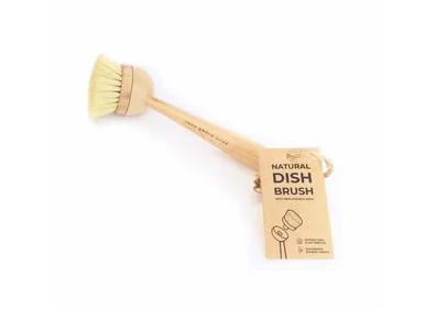 Replaceable Head Bamboo Dish Brush