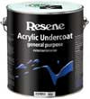 Resene Acrylic Undercoat