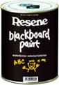 Resene Blackboard Paint