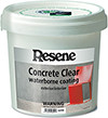 Resene Concrete Clear