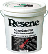 Resene SpaceCote Flat Commercial Spray Grade