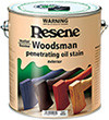 Resene Waterborne Woodsman