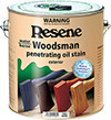 Resene Waterborne Woodsman CoolColour™