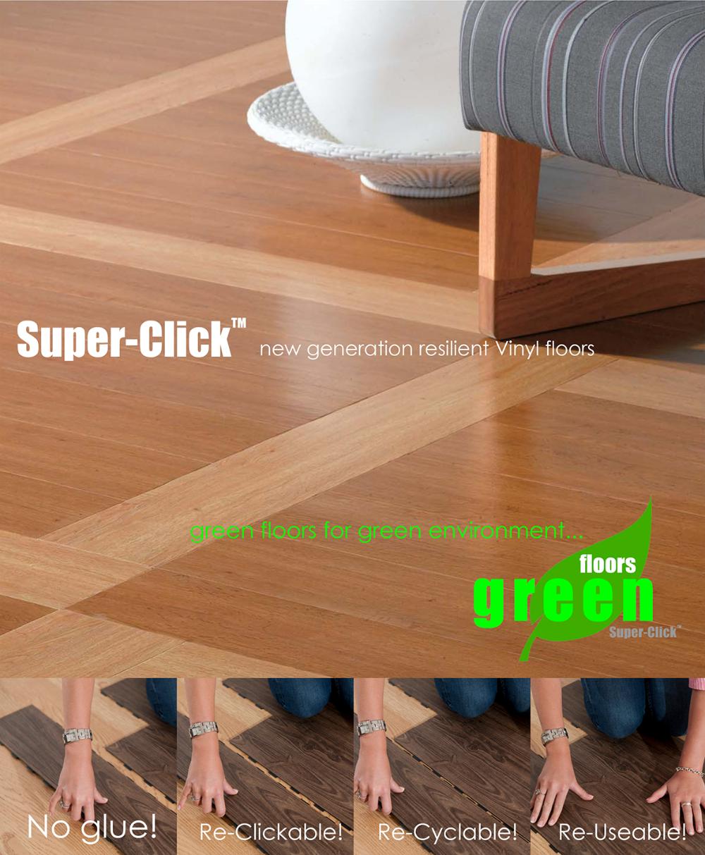 Resillient Floors