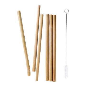 Reusable Bamboo straw