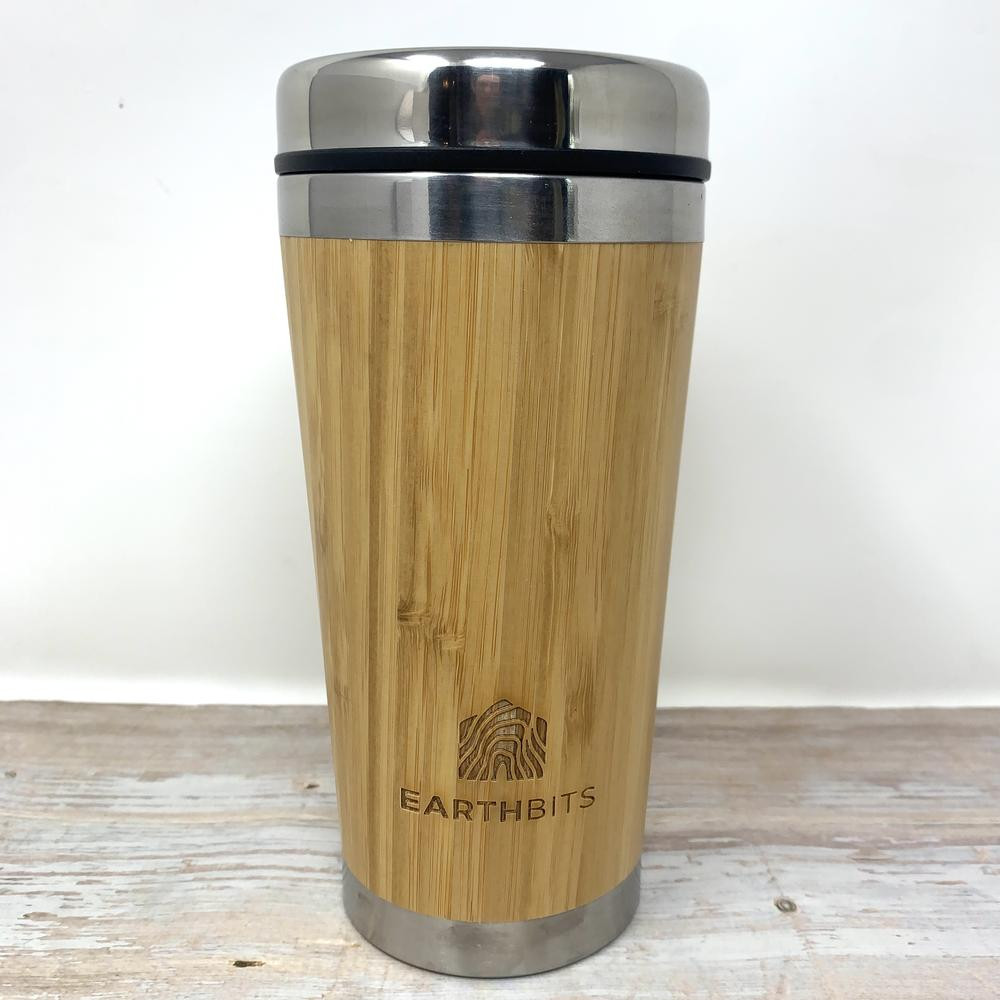Reusable Coffee Cup with Lid
