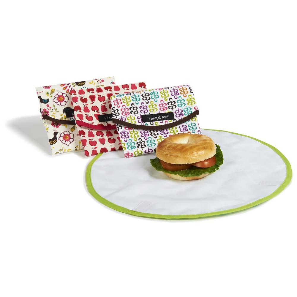 Reusable Cotton Sandwich Wrap