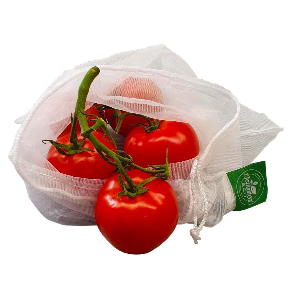 Reusable R-Pet Mesh Produce Bags