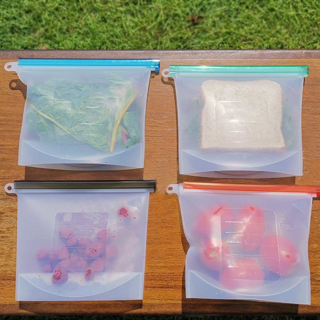 Reusable Ziplock Bag
