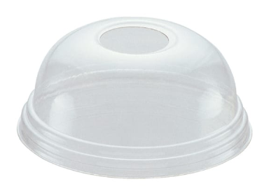 Revive rPET – 7-10oz Polarity Dome Lid With Hole