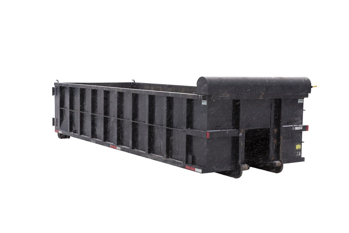 Roll Off Commercial Container  Waste Collector