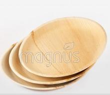 Round Deep Classic Plate
