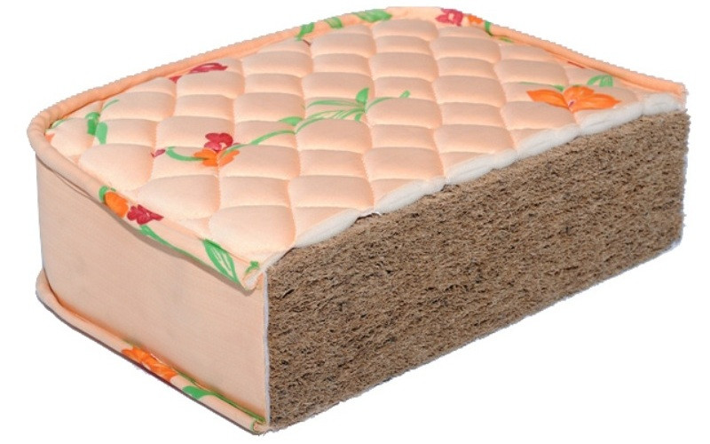 Rubberized Coir Mattress A Coir Production by Colombo Quality Products