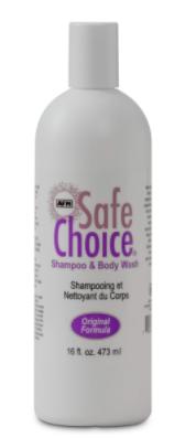 Safechoice Head & Body Shampoo