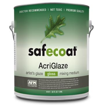 Safecoat AcriGlaze Gloss