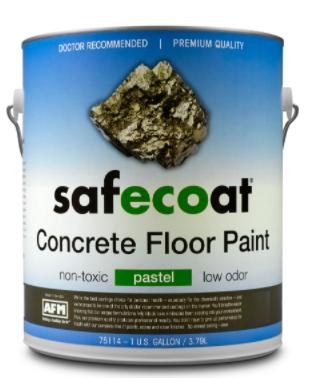 Safecoat Concrete Floor Paint