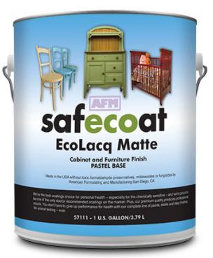 Safecoat Ecolacq Matte