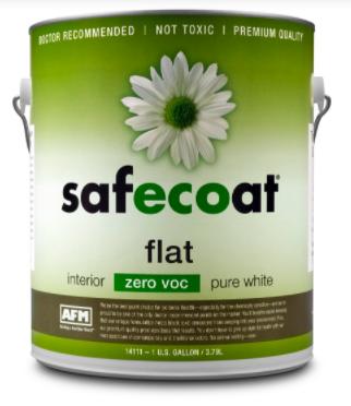 Safecoat Zero VOC Flat