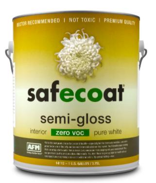 Safecoat Zero VOC Semi Gloss