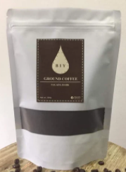 Sagada Dark Ground Coffee (250g)- B I Y Coffee