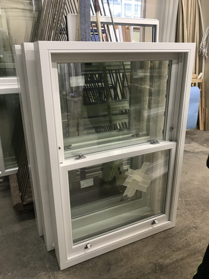 Sash Tilt & Slide Windows