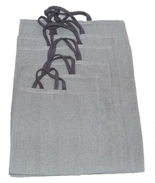 Shopping Bag - Ash Cotton - Plain