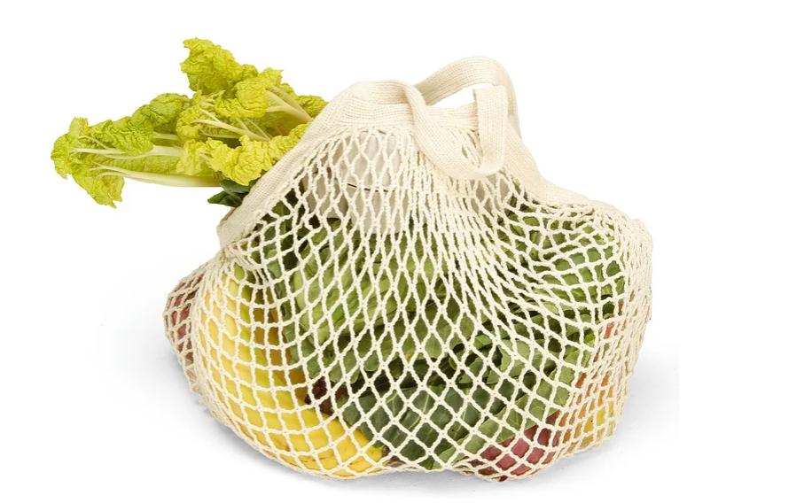 Short Handled String Bag