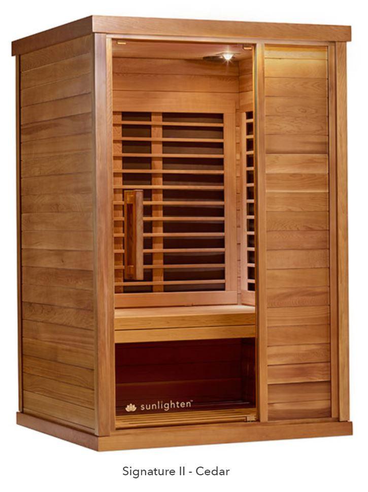 Signature II Sauna (2 seaters)