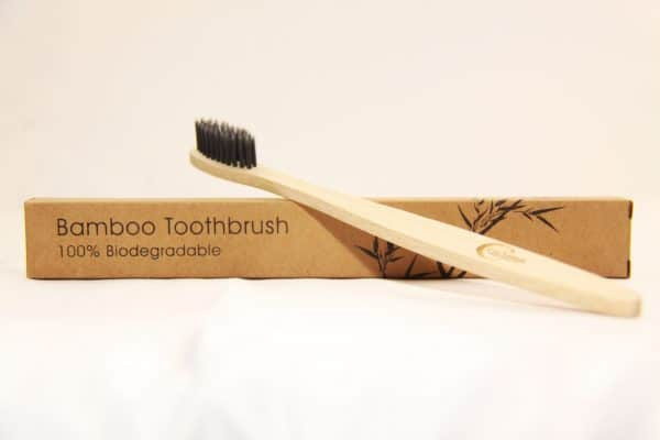 Single Bamboo Toothbrush