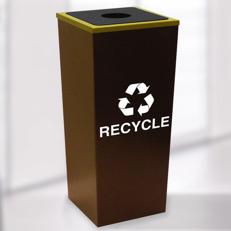 Single Stream Waste Recycling